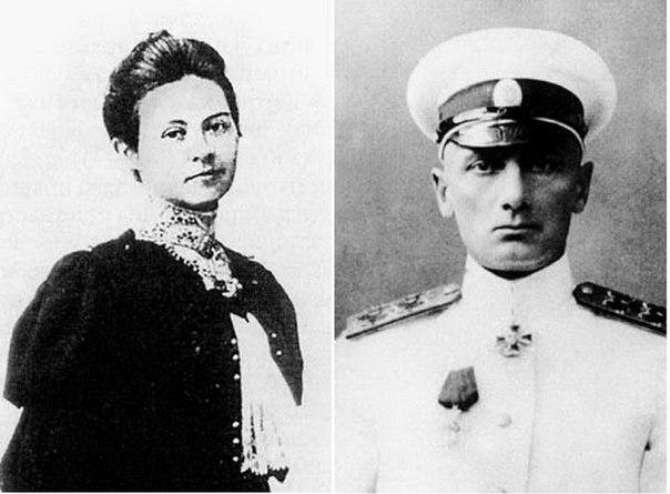 Всепрощающая любовь Софьи Колчак: трагедия жены легендарного адмирала.