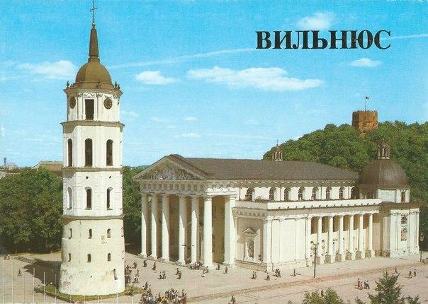 Gražus tas mūsų Vilnius... buvo....