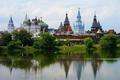 Измайловский кремль: Одна из интереснейших достопримечательностей Москвы
