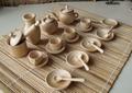 Целебные свойства деревянной посуды