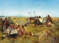 Миф о том, что русские крестьяне были самыми бедными в Европе