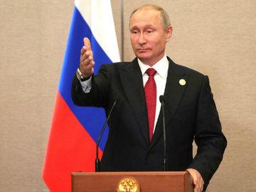 Путин рассказал, как чувствует себя в роли главного  мирового злодея