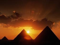 Америку открыли египтяне?!