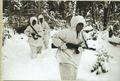 Новогодние  снеговики  Калининского фронта