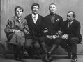 Пять драк русских поэтов