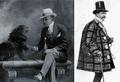 «Король пижонов» - модник XIX века, в гардеробе которого было 5000 галстуков и 300 пар перчаток.