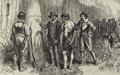 Одна из самых жгучих тайн ранней истории Америки