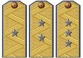 Почему генерал-лейтенант выше генерал-майора, хотя майор выше лейтенанта?