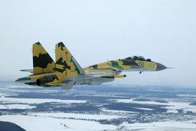 Су-35: пять фактов об истребителе