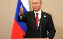 """Путин рассказал, как чувствует себя в роли главного """"мирового злодея"""""""